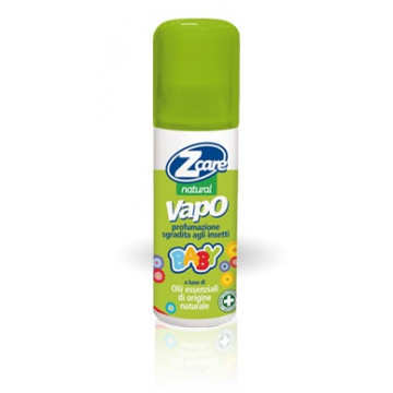 ZCARE NATURAL SPRAY BABY 100ML