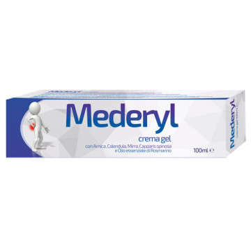 MEDERYL GEL LENITIVO 100ML