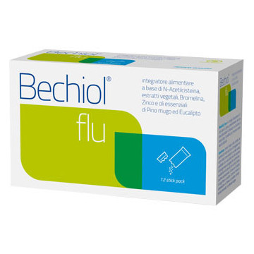 BECHIOL FLU 12BUST STICK PACK
