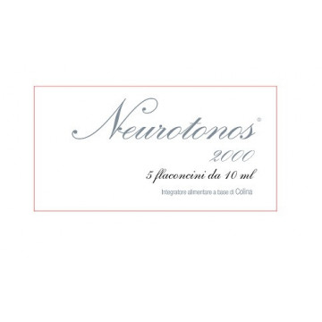 NEUROTONOS 2000 5FL 10ML
