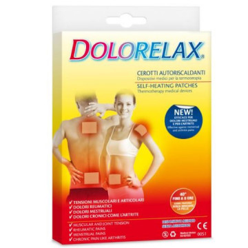 DOLORELAX MED CER EFFETTO CALD