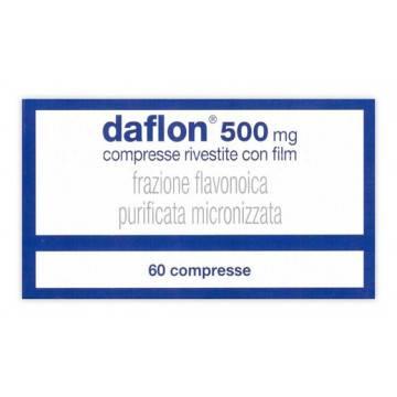 SERVIER DAFLON 60COMPRESSE...