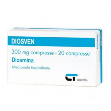 DIOSVEN*20CPR 300MG