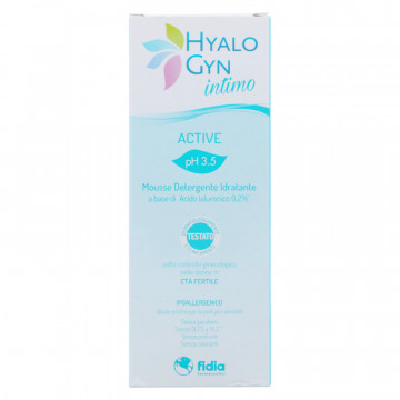 HYALO GYN INTIMO MOUSSE ACTIVE