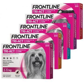 FRONTLINE TRI-ACT 3PIPETTE...