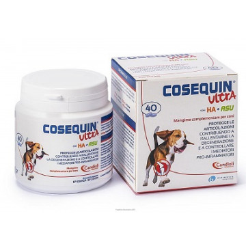 COSEQUIN ULTRA 40CPR NEW SM MD